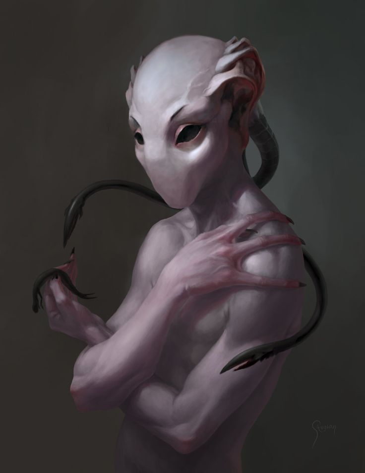 ArtStation - Food for thought, Evgeny Tumanis
