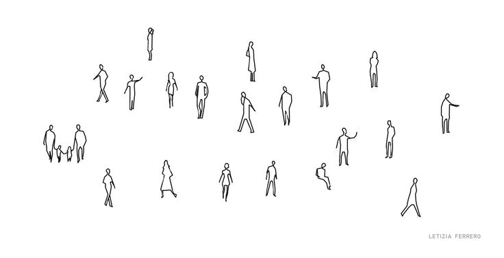 SILHOUETTES PEOPLE