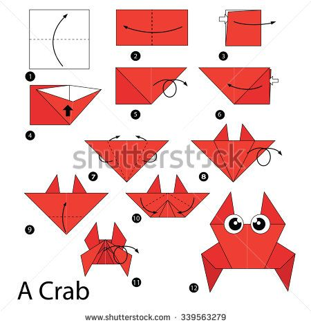 Origami instructions animals origami animal instructions of easy - 10 Best Images About Origami On Pinterest Geometric