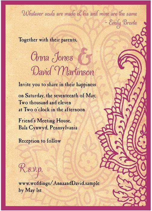 Mehndi Party Evite : Images about mehndi e invite on pinterest behance