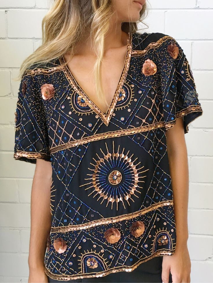 Beautiful clothing piece...perfect for any outfit!