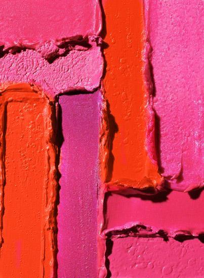 Orange and Pink by still life photographer dennispedersen.com/