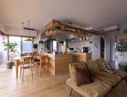 Nionohama Apartment House Renovation - ALTS Design Office - Japan - Kitchen - Humble Homes