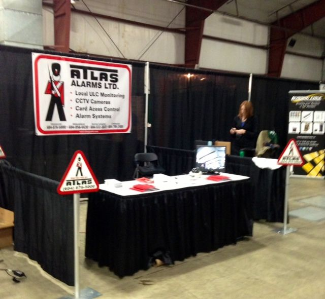 One of the many trade shows that we attend - stop by for a visit!