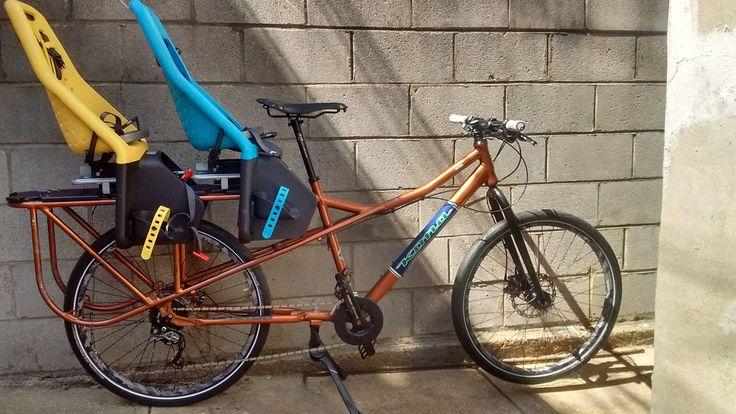 Concerned about safety. 55lbs+ of babies on a Kona Ute - Bike Forums