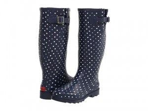 14 best images about rain boots on Pinterest | Polka dot rain ...