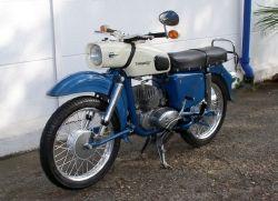 1971 MZ ES 150/1 Trophy