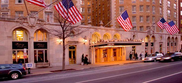 Luxury Washington, DC hotel