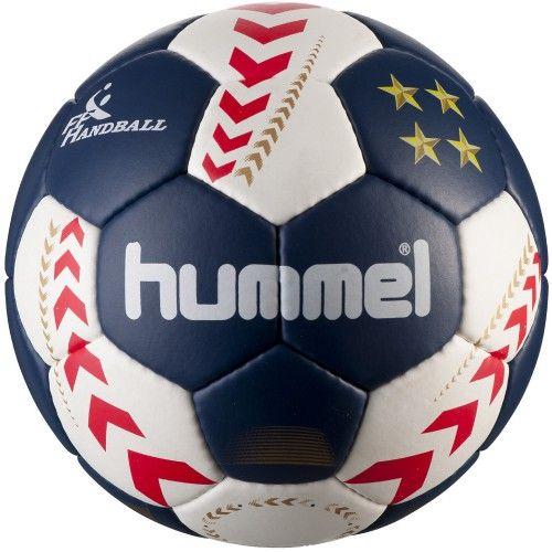 Ballon handball Hummel FFHB Elite Vortex Nouveau ballon de la FFHB, spécialement conçu pour la compétition