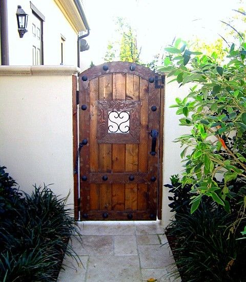 17 best images about gate for front on pinterest iron for Door gate design