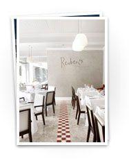Reuben's Restaurant at the Robertson Small