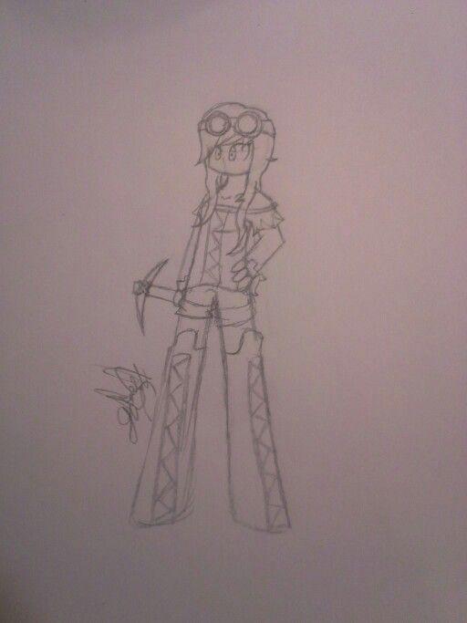 Aphmau aphmau pinterest for Random sketch ideas