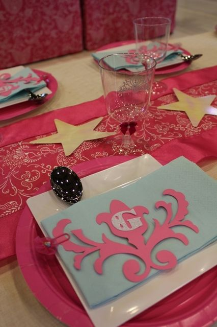 """Photo 24 of 25: Disney Princess Party / Birthday """"It's a dream come true!"""" 