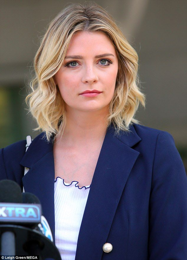 Sex tape case: Mischa Barton scored a legal victory Monday during a  hearing in her sex ta...