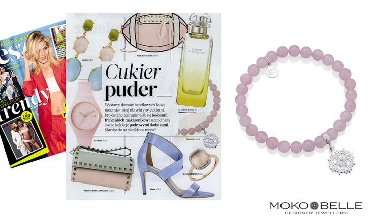 #flesz #mokobelle #mokobellejewellery #jewellery #jewelry #bransoletka #lifestyle #bijou #stars #pressroom
