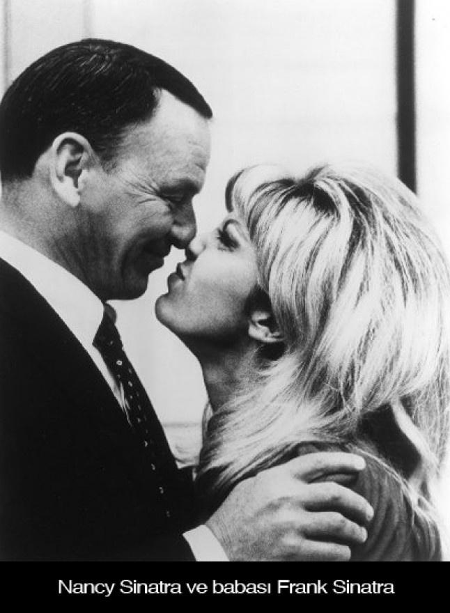Nancy Sinatra- Frank Sinatra | Ünlü Kızlar ve Babaları ...