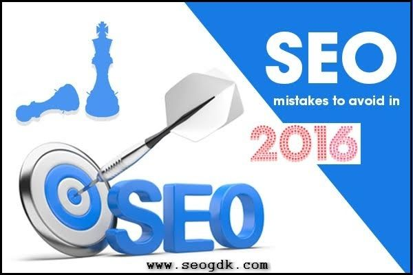 Know more about which destructive SEO activities you should avoid in 2016 to achieve great SEO rankings and visibility benefits on the internet.
