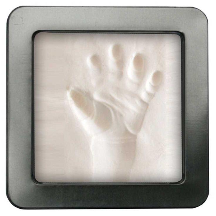 Sett for babyens hånd- og fotavtrykk