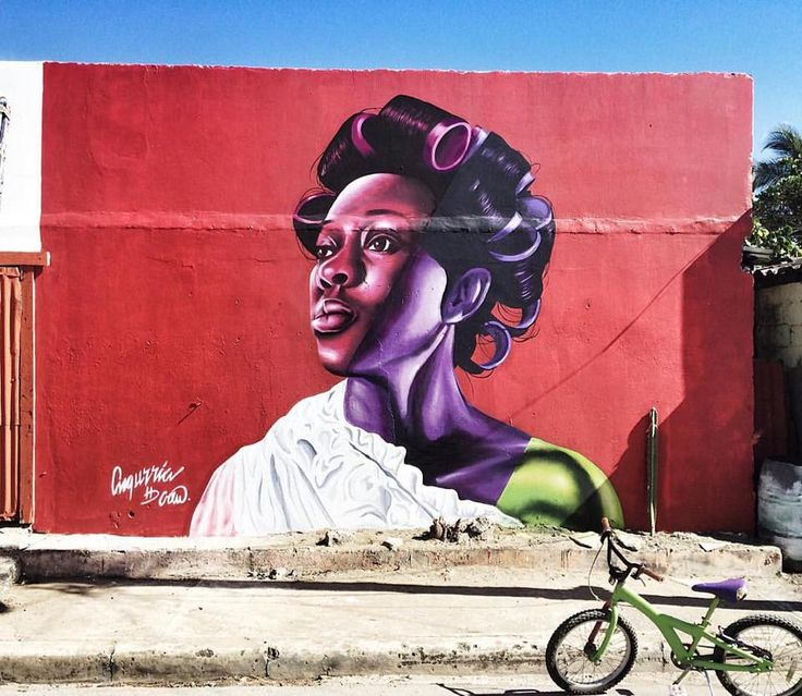 17 Best Images About STREET ART DOMINICAN REPUBLIC On