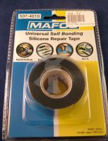 UNIVERSAL SELF BONDING SILICONE REPAIR TAPE BLACK