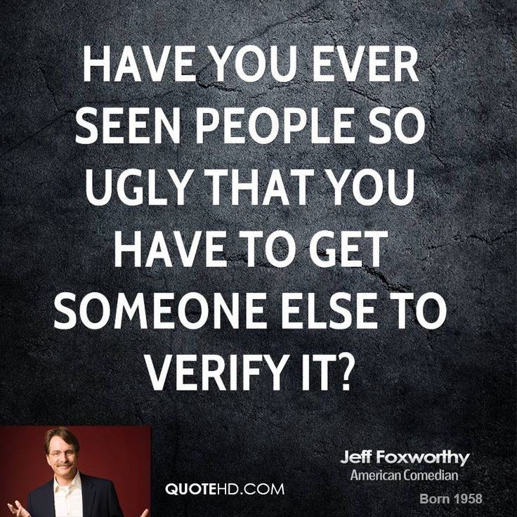 Jeff Foxworthy Quote shared from www.quotehd.com