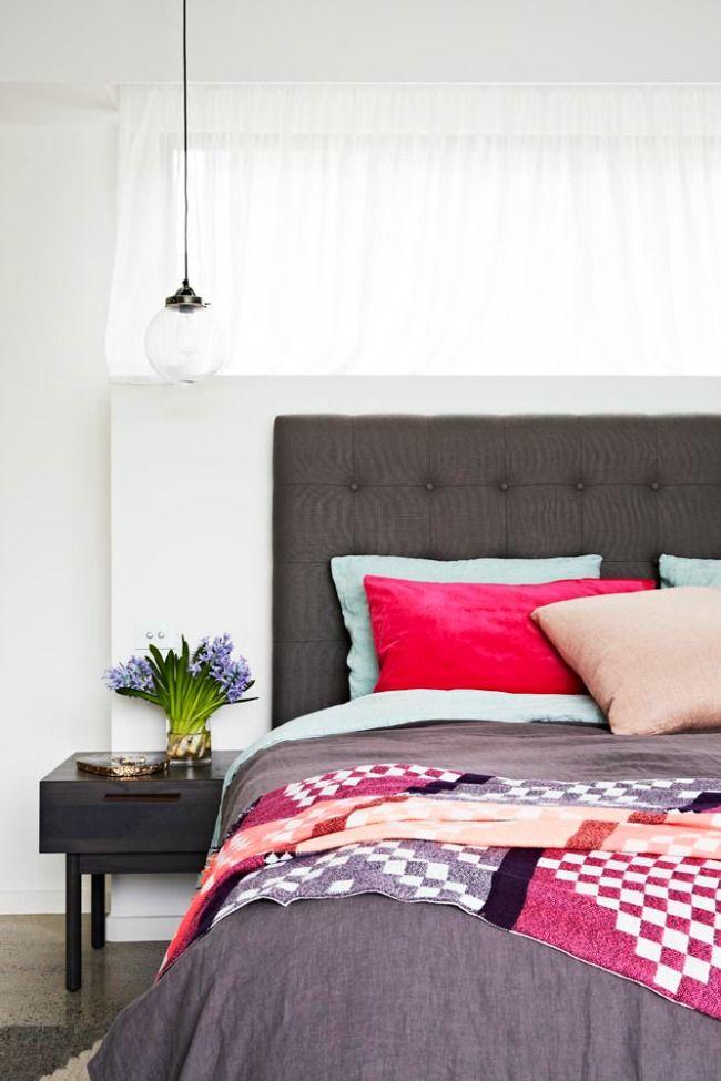 Rebecca Judd Loves // The Style School // Master Bedroom
