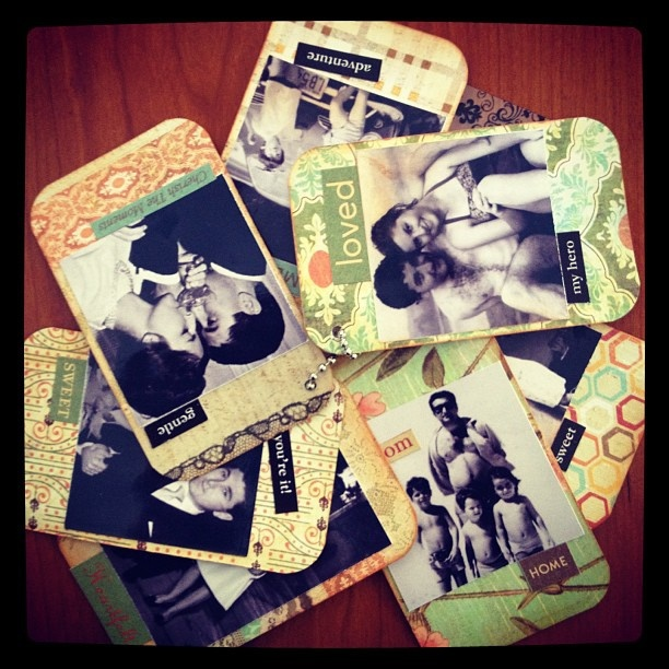 """""""Wish Your Were Here"""" Etsy Craft Party 2012"""