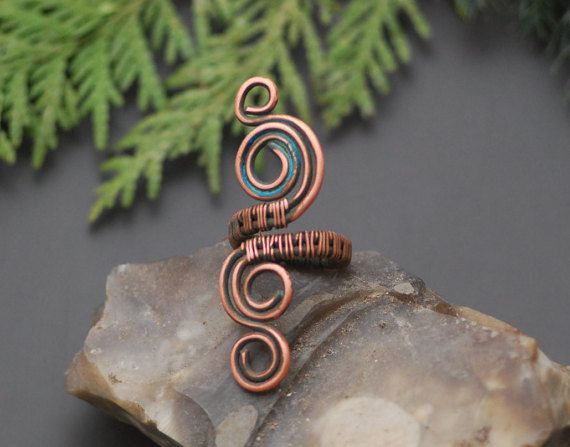 Ring copper, wrought iron. Copper of 99.9 %. Sostarennoy artificially — applied patina. About the healing properties of copper has been known since ancient times. Metal peace, harmony and art, equalizer and corrector. In ancient times, most works of art were made of copper or its alloys. And it is also no accident. Copper has healing and magical properties. It is able to identify and clarify our feelings. Copper is capable of making sense permanent and durable. It can convert unconsciously…