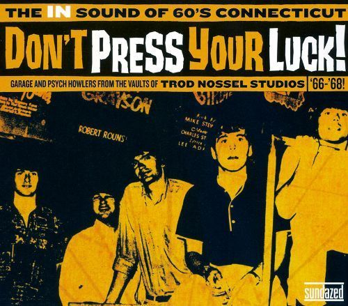 Don't Press Your Luck! The in Sound of 60's Connecticut [LP] - Vinyl