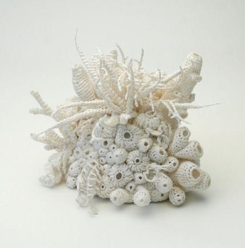 Crochet sea creatures by Helle Jorgensen   beautiful