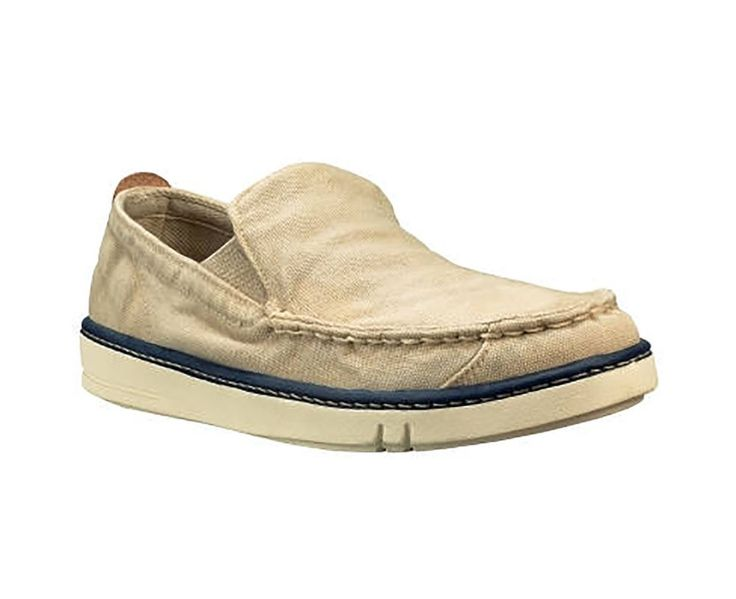 Timberland Women's Handcrafted Slip-On Shoes Greige Washed 8433R Size US 11 #Timberland #Slipper #SmartCasual