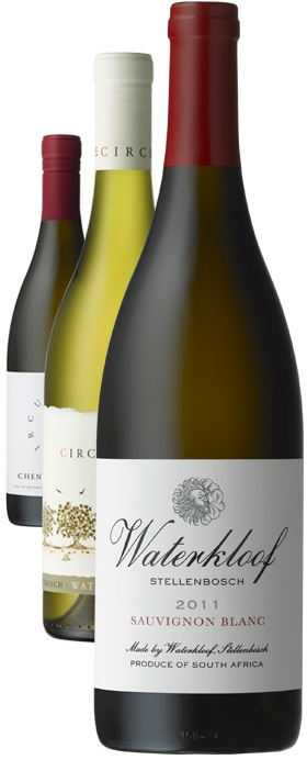 "WINES:  The Waterkloof range (which currently consists of just a Sauvignon Blanc), epitomises the estate's goal of producing truly fine, ""world-class"" wines. The wine is made from two exposed blocks at the top of the Schapenberg and is only made in excellent vintages. Unusually for Sauvignon Blanc, it is a wine capable of ageing for many years. You won't taste another Sauvignon Blanc like it!"
