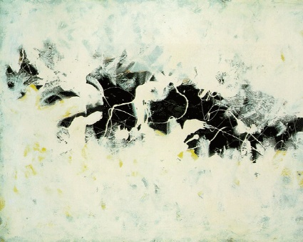 Jackson Pollock's The Deep!  One of my favorites by him. :-)