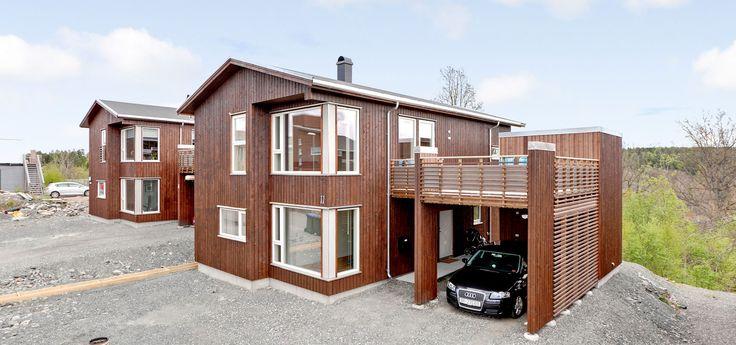 Hustypen Trend 3 fra Systemhus