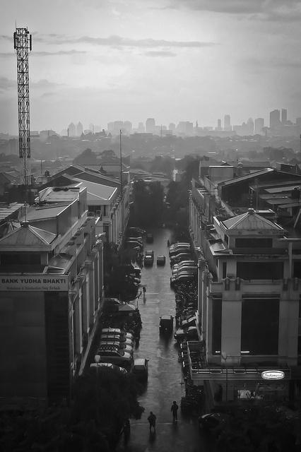 Sudut Jakarta by dzaia-bs, via Flickr