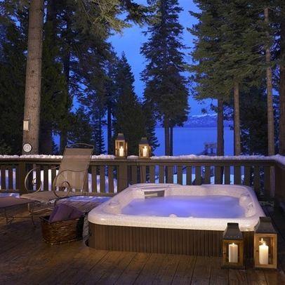 .deck off master bedroom