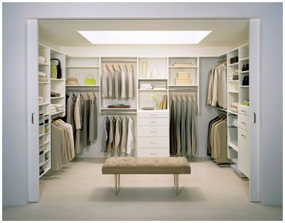 love in the form of a walk in #closet