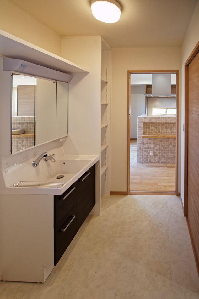 洗面台 おしゃれまとめの人気アイデア Pinterest Yui 住宅リフォーム 注文住宅 リフォーム