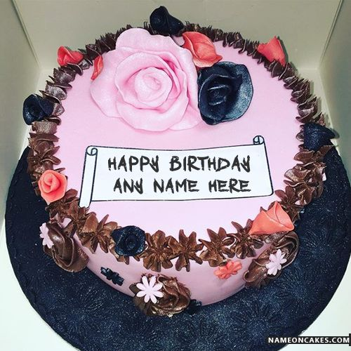 Sweet Cake Images With Name : 526 best images about HBD Cake on Pinterest Birthday ...