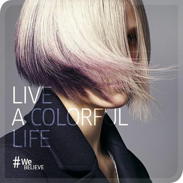 Saçların, renklendirilmek üzere bırakılmış boş bir tuval olduğuna inanıyoruz.  Haydi hep birlikte renkli bir hayata adım atalım.  #WeBelieve #hairlove #beautiful #color #after #long #hairart #hairstyle #longhairdontcare #fashion #hairdo #haircolor #hairfashion #hairoftheday #haircut #hairdye #hairofinstagram