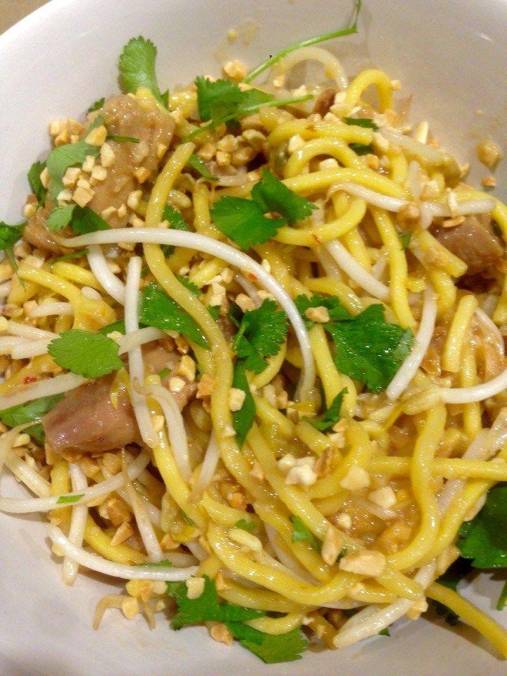 Pad Thai Noodles |