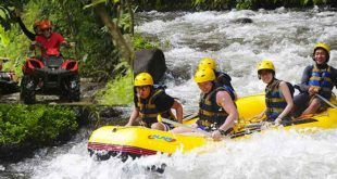 Bali ATV Ride and Ayung River Rafting