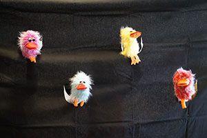 Hochzeitssketch und Hochzeitsspiel Lass die Puppen tanzen im Komplettset kaufen