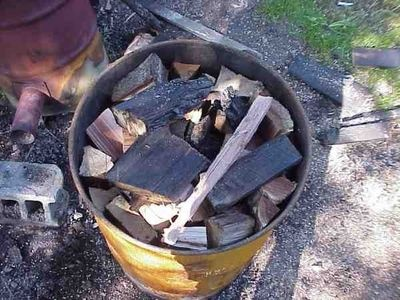 how to make charcoal briquettes pdf