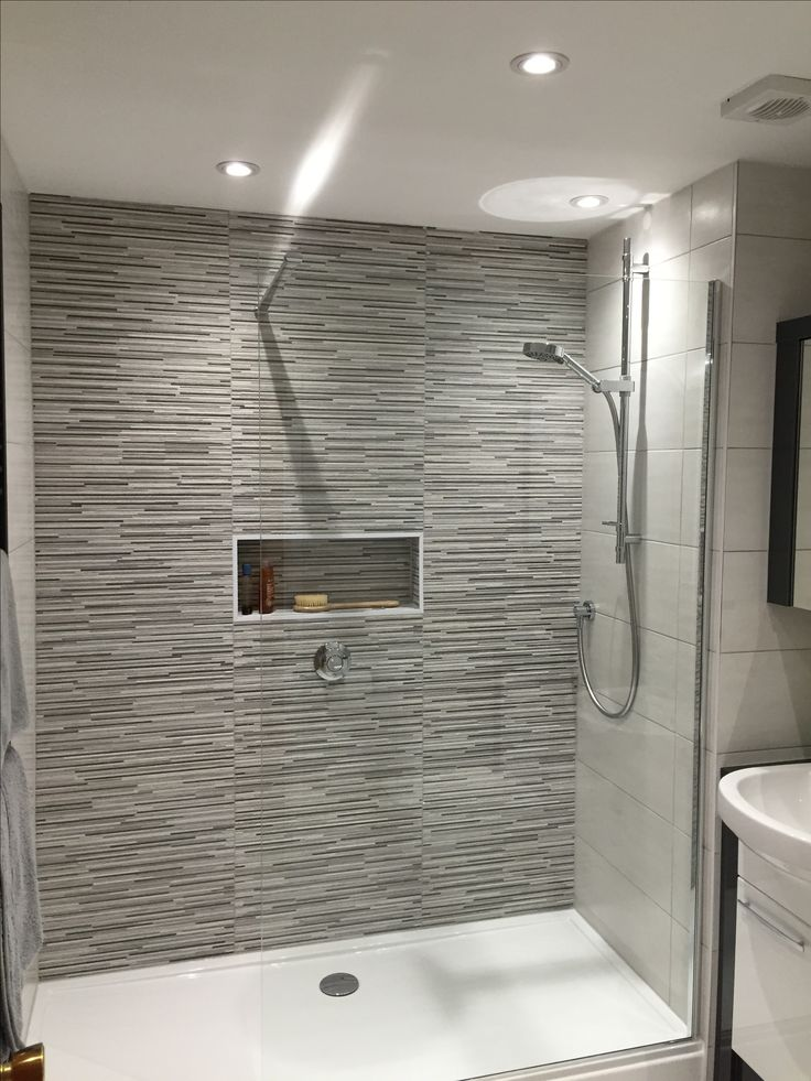 Bathroom design, supply and installation. Turning a old bathroom into an amazing shower room to be proud of.