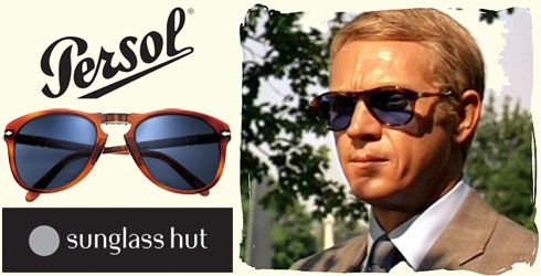 "75e1772432181 Persol ""Steve McQueen s"" From Sunglass Hut – Pure Cool ..."