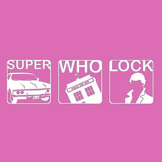 Super Who Lock White http://www.redbubble.com/people/sangkarzankar/works/22882055-super-who-lock-white?asc=t via @redbubble