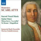 Domenico Scarlatti: Sacred Vocal Music [CD]