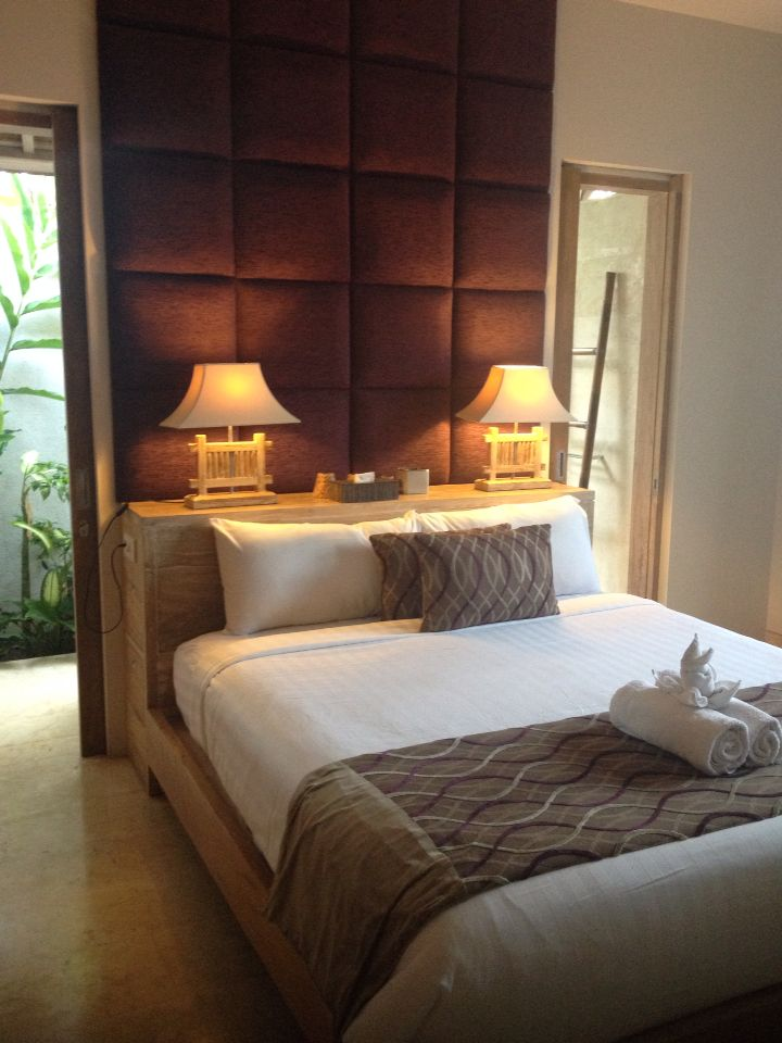 Our beautiful Villa in Bali - Sleepingroom