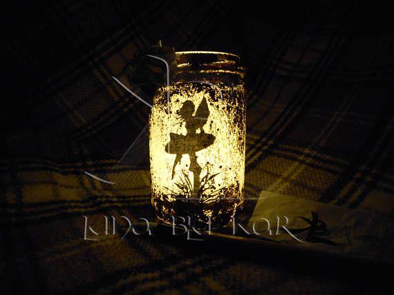 Lanterna Fata Artigianale Creata a Mano